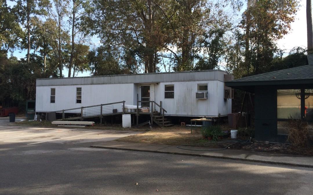 Callawassie Island Members Club: Golf Maintenance Chemical and Storage Building