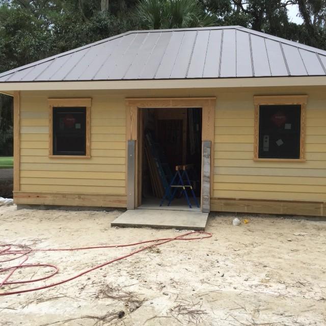 Callawassie Island Members Club: Bathroom Facilities
