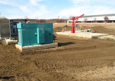 International Papers: Sewage Pump Station