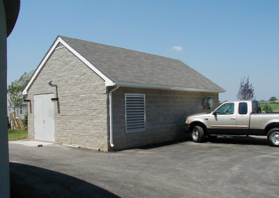 Centex Homes: Water Booster Pump Station